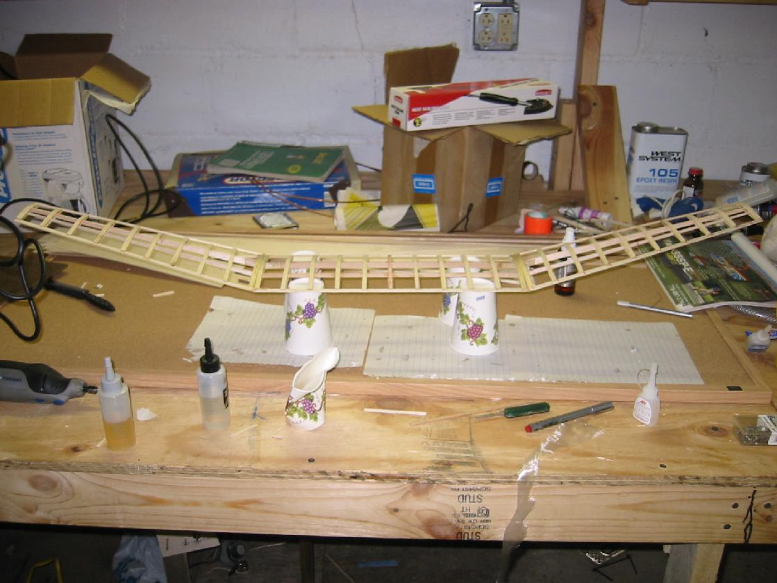 Balsa Wood Airplane Plans for Pinterest